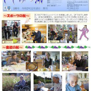 広報誌「しじみっ湖」令和2年度11月号
